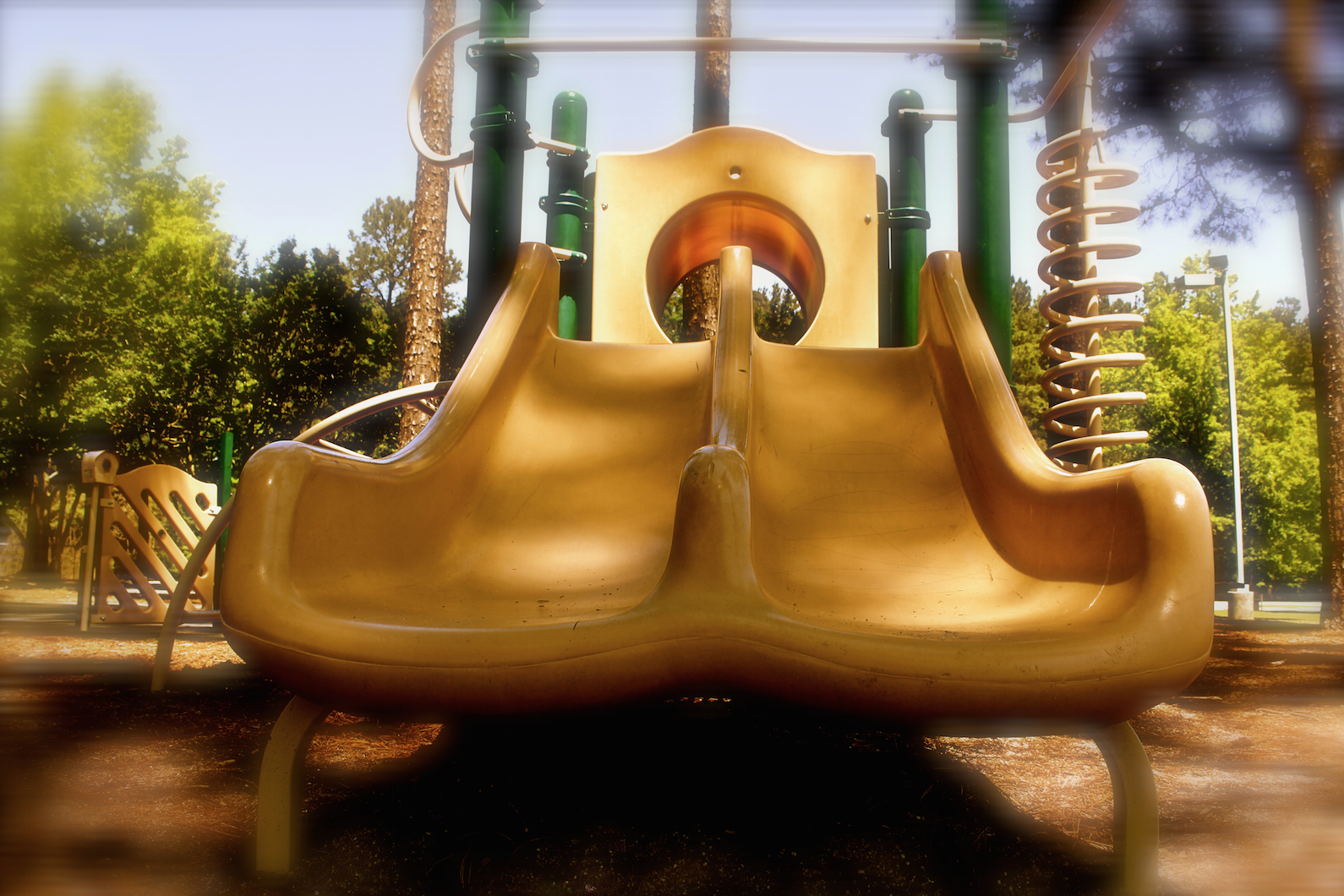When Playgrounds Become Nightmares