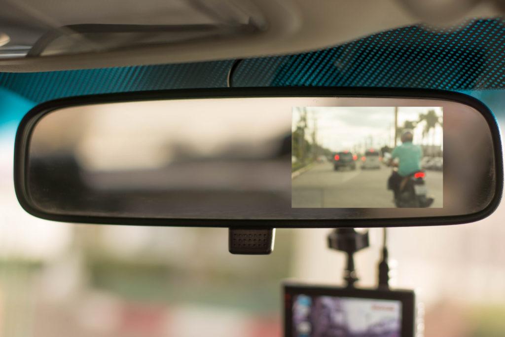 Cameras Replacing Car Mirrors