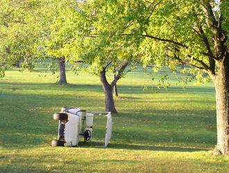 recreational golf cart accident
